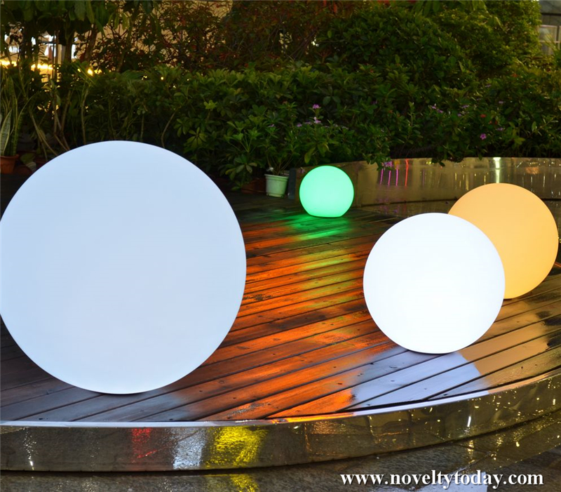 Led Ball Light 216 100cm Novelty Lighting Productions Co Ltd